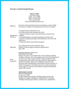 Employment Page  Executive Resume Service    Resume