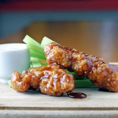 Winger's Sticky Fingers...made these yesterday and this is the perfect mix of spicy and sweet...AMAZING!