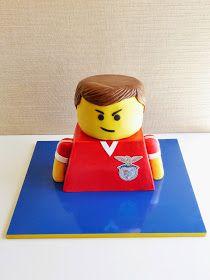 HAVE SOME SUGAR - MARGARIDA ABECASSIS: LEGO BENFICA