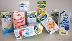 Milchersatz: Ich teste pflanzliche Alternativen