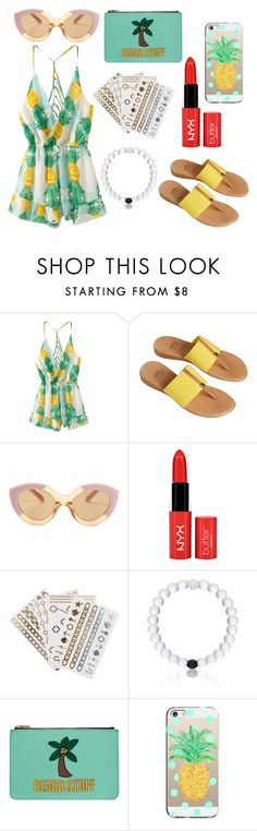 """Its good to be alive in the 305"" by sirvin21 ❤ liked on Polyvore featuring Andre Assous, Karen Walker, Flash Tattoos, Everest, Emma Lomax, Casetify, women's clothing, women's fashion, women and female"