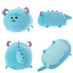Japan exclusive medium Sulley Tsum Tsum (from Monsters, Inc.)!