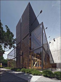 AviatorVillaModernHouseUrbanOfficeArchitecture - Aviators villa urban office architecture