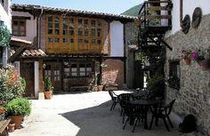 Albergue del Portalón en Liébana, Potes (Cantabria).  www.ibericaturismo.com