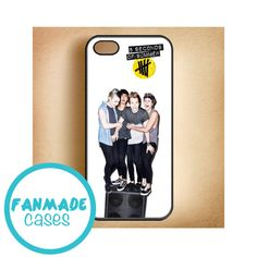 stereo 5 seconds of summer iPhone by FanMadeCases Iphone 4 Cases, Cool Phone Cases, 5sos Phone Case, 5sos Merchandise, 5 Sos, Lanai, 5 Seconds Of Summer, Wallpapers, Electronics