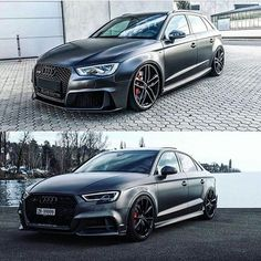"4,825 Me gusta, 42 comentarios - AudiEngine Gallery (@audiengine) en Instagram: ""• Are you more of a Sportback or Sedan person? • Owner (RS3): @rs.vida Owner(S3): @http.gary.dl.ch…"""