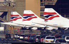 Aerospatiale-BAC Concorde 102 aircraft picture
