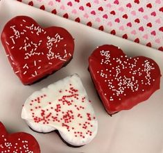 Chocolate-Dipped Heart Brownies | 44 Valentine's Day Treats To Melt Your Heart