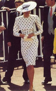 Diana , loved this dress on her