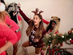 ariana grande santa tell me music video | Ariana-Grande:-Santa-Tell-Me-Screencaps--08.jpg