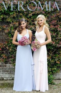 from the Veromia Bridesmaid Collection collection by Veromia. Evening Dresses, Prom Dresses, Formal Dresses, Wedding Dresses, Lavender Bridesmaid Dresses, Bridesmaid Ideas, Bridesmaid Gowns, Bridesmaids, Wedding Honeymoons