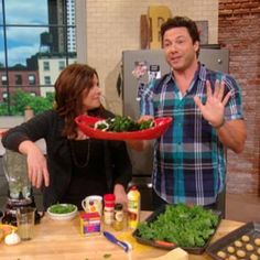 Rocco DiSpirito's Kale Chips Recipe - ZipList