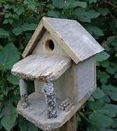 birdhouse rustic - Yahoo Image Search Results