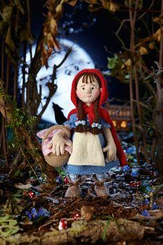 Little Red Riding Hood - Alan Dart More