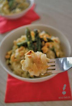 Risotto vegan de esparragos Risotto, Food Food, Ethnic Recipes, Gastronomia, Vegetarian Recipes, Cooking Recipes, Dishes, Colombian Cuisine, Ethnic Food