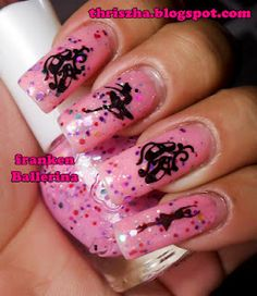 Dance Nails I love them!!!!!