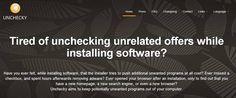 Unchecky: bloqueando instalaciones de software adicional
