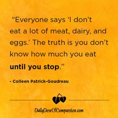 """Very true (and also applies to sugar, salt, added fats, alcohol, etc), and is an example why """"the myth of moderation"""" is just that - a myth."""