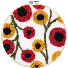 Dimensions® Floral Pattern Punch Needle Kit Was: $14.99    Now: $14.99