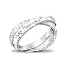 Anniversary? Mother's Day? Birthday? Who cares, I just want to see it on my finger.