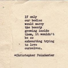 -Christopher Poindexter