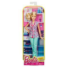 "Barbie Careers Doll - Nurse (Colors/Styles May Vary) - Mattel - Toys ""R"" Us"