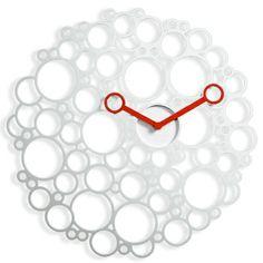 Circle clock.
