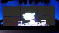 Quantum of the Seas Naming Ceremony