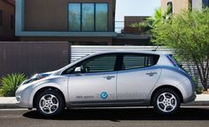 2012 #Nissan #Leaf