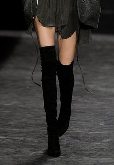 Isabel Marant Overknee Boots Profile Photo