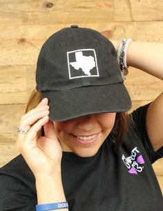 Texas oh Texas.... how we love you Especially in this hat