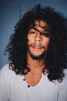 Curly Men