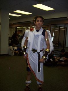 A Great Kid Icarus Costume