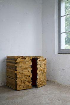 Boris Dennler - Wooden Heaps