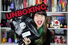 Unboxing DarkSide Books #01