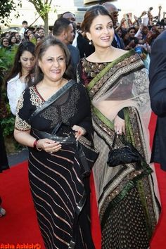 14 Most Elegant Saree Designs - Saree wearing Tips and Ideas Bollywood Saree, Bollywood Fashion, Indian Attire, Indian Wear, Indian Style, Indian Dresses, Indian Outfits, Indian Clothes, Saree Wearing