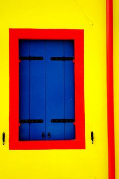 Primary colours    Burano, Italy