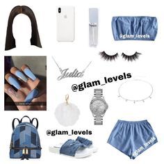 (Which outfit set? Dope Swag Outfits, Swag Outfits For Girls, Cute Lazy Outfits, Teenage Girl Outfits, Teen Fashion Outfits, Trendy Outfits, Black Girl Fashion, Thing 1, Everyday Outfits