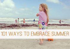 101 Ways to Embrace