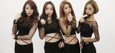 """[KpopStarz One Global K! Chart] The Ladies Of Girl's Day Once Again Proves That They Have """"Something"""" By Ranking Number One For The Week Of February 10, 2014 More: http://www.kpopstarz.com/articles/79010/20140212/k-pop-ailee-girls-day-tvxq-taeyang-rain-ga-in-sistar-soyou-jung-gi-go-b1a4-baro-sm-the-ballad-hyolyn-bumkey.htm"""