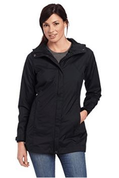 Columbia Women's Splash A Little Rain Jacket Buy Now Never be afraid to enjoy life's mud puddles: this sleek jacket features a slightly longer length, Omni-Tech waterproof-breathable technology and. Raincoats For Women, Jackets For Women, Women's Jackets, Cheap Raincoats, Black Splash, Waterproof Rain Jacket, Rain Jacket Women, Hooded Raincoat, Columbia Sportswear