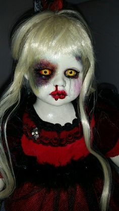Dark Alley Dolls  www.facebook.com/darkalleydolls