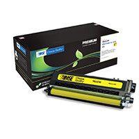 Brother DCP-9050 Series, 9055 Series, 9270 Series, HL-4150 Series, 4570 Series, MFC-9460 Series, 9465 Series, 9560 Series, 9970 Series Yields 3500 Pages-Yellow Toner