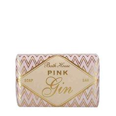 Bathhouse Pink Gin Soap Bar: Pink Gin Soap Bar Part of the cocktail collection Contains Shea Butter & 98% Natural ingredients Cet article…