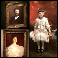 A sight for sore eyes - true mastery at the Sargent exhibition #johnsingersargent #npg #art #inspiration #portraits