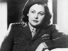 Nancy Wake, WW II hero.