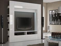 Labi Möbel TV Wand Medienwand Syla: Amazon.de: Küche & Haushalt