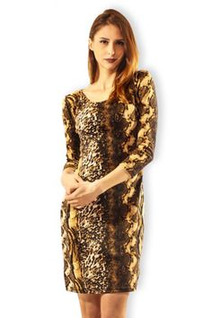 Produsul este alcatuit din: Rochie scurta cambrata, cu decolteu rotund si maneci treisfert Material: 55%Bumbac, 40%Poliester, 5%Lycra Inaltime maxima recomandata: 1.65m Corset, Formal Dresses, Casual, Fashion, Dresses For Formal, Moda, Bustiers, Formal Gowns, Fashion Styles