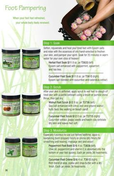 Foot Spa : Pamper yourself with Lemongrass Spa Products from http://ourlemongrasspa.com/tressa