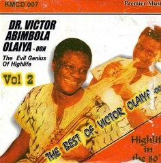 Victor Olaiya - Best Of Victor Olaiya Vol 2 - CD